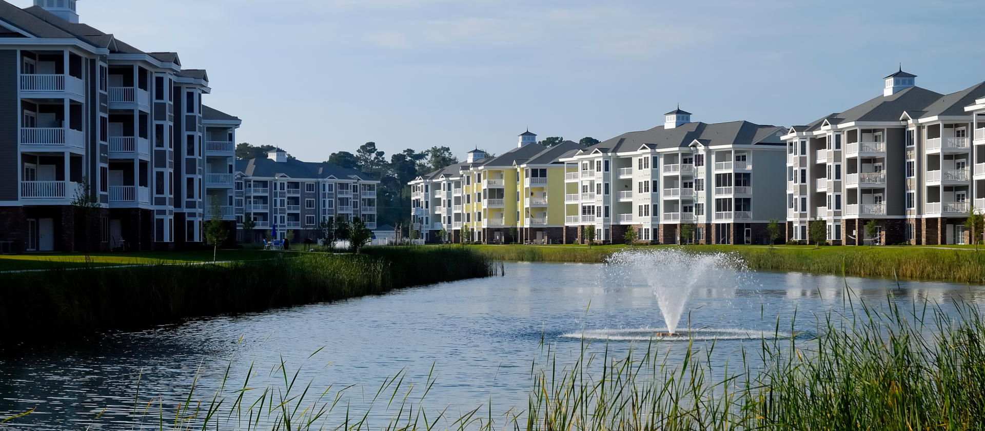 Myrtlewood Villas Lake