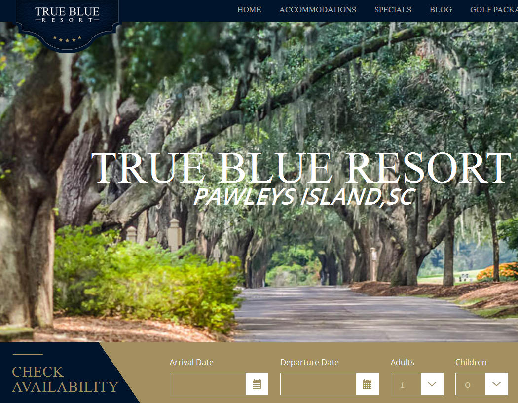 True Blue Resort Vacations