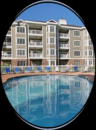 Top 4 Reasons - Outdoor Pool
